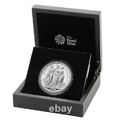 THREE GRACES 2020 UK FIVE-OUNCE SILVER PROOF COIN VERY RARE PROOF COIN 5oz