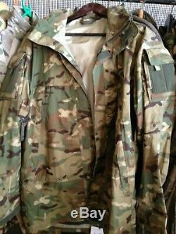 Taiga Rampart RA 6.0 Goretex Jacket Smock Size Small Long MTP multicam uksf rare