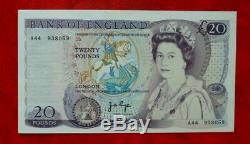 United Kingdom Great Britain 20 Pounds (1970-1980) Page UNC UNCIRCULATED RARE