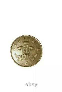 Very RARE 2P COIN 1971 WITH NEW PENCE VERY DESIRABLE TO A COLLECTOR