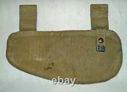 Very Rare MECO 1911 Entrenching Tool Carrier for Patt. 1903 Bandolier Equipment