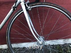 Vintage 1970s Fred Williams Road Bike Reynolds 531 Great Britain Cycling Rare