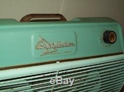 Vintage Constellation box fan made by Chelsea Great Britain EXCEPTIONALLY RARE