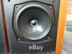Vintage KEF Corelli SP 1051 Loud Speakers 70s RARE & Made In Great Britain