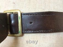 WW1 1903 Pattern Belt Rare early example