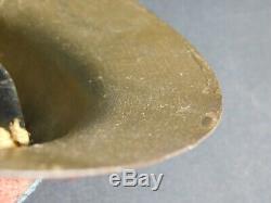 WW1 British 1916 1st pattern Rimless Brodie helmet extremely rare