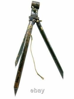 WW1 British BEF Sniper Scope Stand 1916 Dated RARE