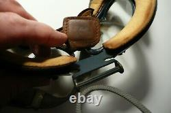 WW2 RAF AM marked rare MK VII flying goggles very good condition not refurbished