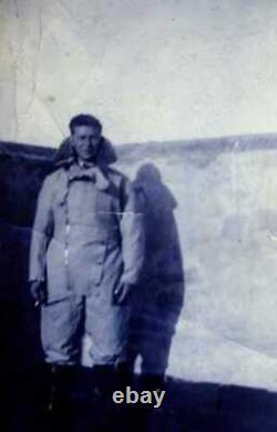 WW2 RAF Rare Kapok Flying suit liner 1940. 240 Squadron RAF