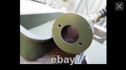 WW2 Rare MOD B. E. Ltd Mk1 Anti-Aircraft Telescope inc Eyepiece & Metal Carry Case