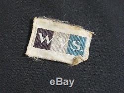 WW2 WVS badges shoulder flashes rare'WVS Overseas