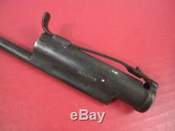 WWII British Sten Spike Bayonet & Scabbard Marked B&JS LTD Original RARE