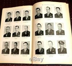 WWII Rare 1944 Original Fourth Fighter Group Unit History Mr. Tettley's Tenants