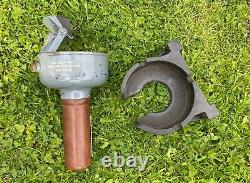 Ww2 Raf- Admiralty Compass 1942 Air Sea Rescue Launch With Rare Fixing Bracket