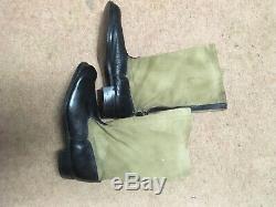 Ww2 Raf Rare Original Mosquito Flying Boots